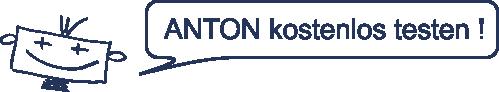 ANTON kostenlos buchen und starten