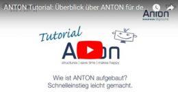 Wie ist ANTON aufgebaut?