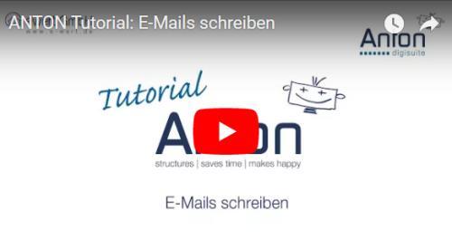 E-Mail schreiben