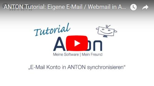 E-Mail synchronisieren