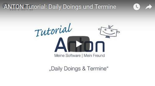 Daily Doings und Termine Info